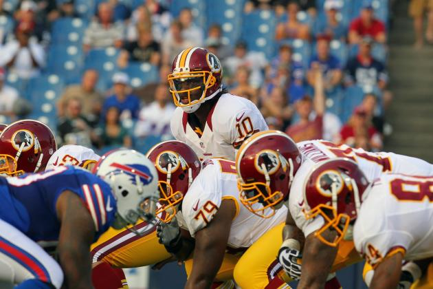 5 Observations from the Washington Redskins' Preseason Opener vs. Buffalo Bills