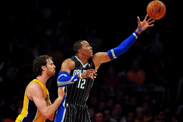 NBA Power Rankings, Post-Dwight Howard Trade