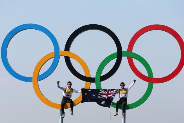 Olympic Medal Count 2012: Recapping Every Nation's Medal Breakdown in London