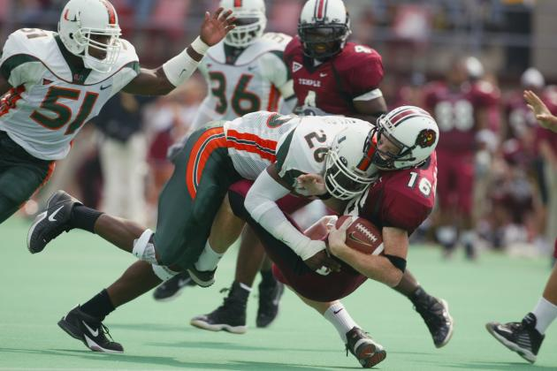 Miami Hurricanes Football: The All-Time Dream Team