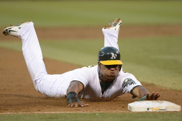 Oakland A's: 5 Reasons They Shouldn't Trade Yoenis Cespedes This Offseason