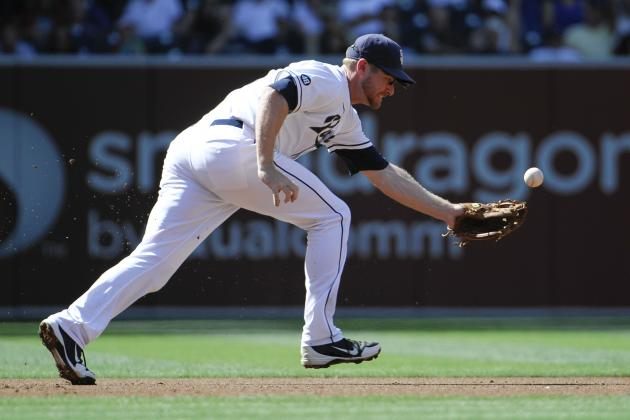 Chase Headley: 4 Teams Who Should Pursue Third Baseman Again in the Winter