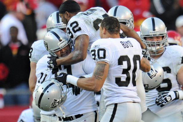 Six Things to Look for in the Oakland Raiders First Preseason Game