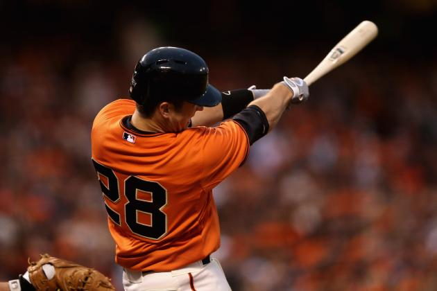 6 Reasons Buster Posey Is S.F. Giants' Most Important Player Down the Stretch