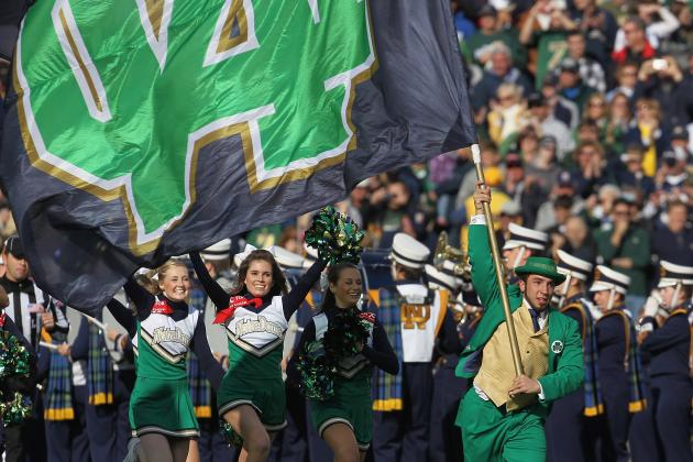 Notre Dame Football: 20 Bold Predictions for 2012