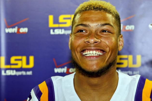 Tyrann Mathieu Dismissed: 5 Games That Are No Longer Cake Walks for LSU