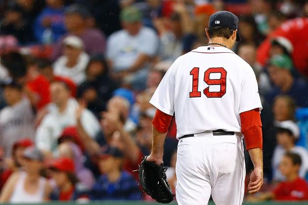 5 Players Who Won't Be Back with the Boston Red Sox Next Season