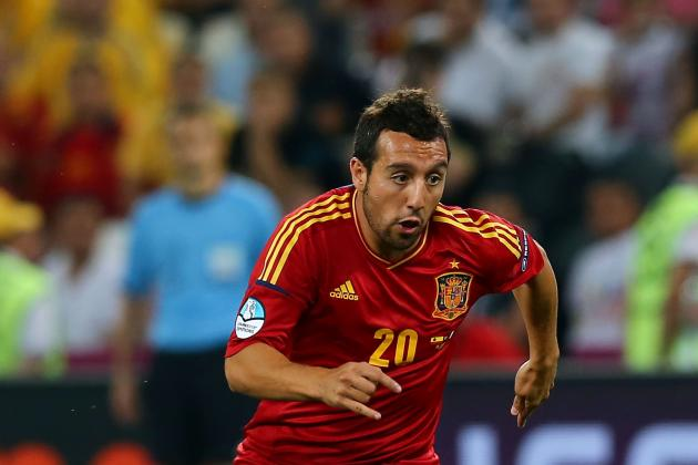 EPL: 10 Things You Need to Know About Arsenal's Santi Cazorla