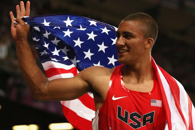 Ashton Eaton: Breaking Down All 10 Events of Gold-Medal-Winning Decathlon