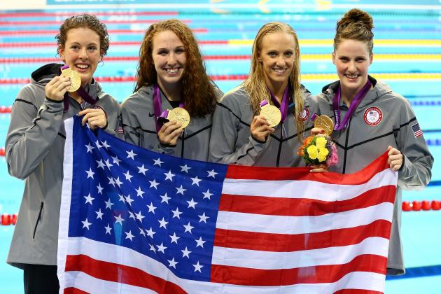 Olympics 2012 Power Rankings: Final Edition