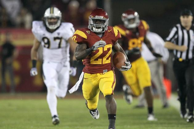 USC Football: Will Silas Redd or Curtis McNeal Dominate the Backfield More?