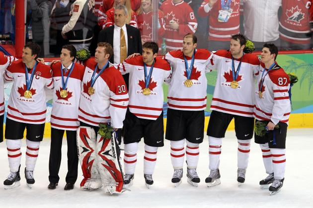 2014 Olympic Games: Team Canada Hockey