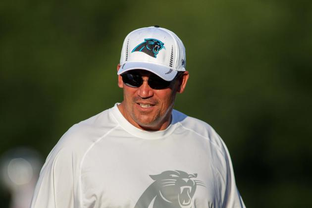 5 Things to Watch in the Carolina Panthers' Preseason Debut