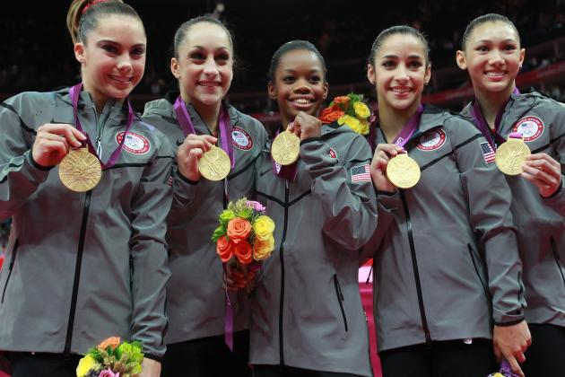 2016 Olympics: USA's Rising Stars Who Could Win Gold in Rio