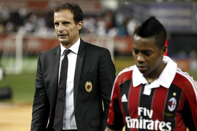 Why AC Milan's 5-1 Loss Is No Indication of What the Season Will Bring