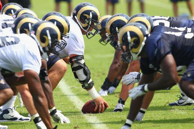 Updating St. Louis Rams' Key Position Battles in Training Camp