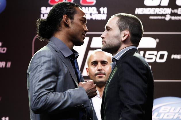 UFC 150 Start Time: Where and When to Watch the Fights