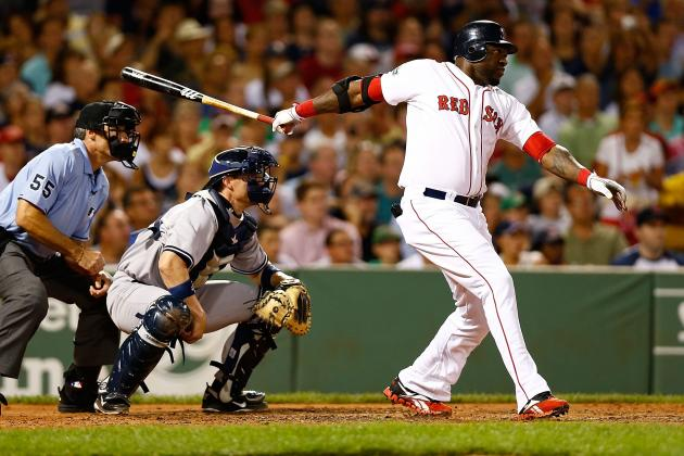 Fantasy Baseball 2012: David Ortiz Leads 11-Man 'Disabled-List All-Star Team'