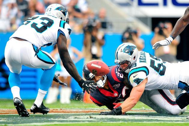The Biggest Winners and Losers of Carolina Panthers Camp, Preseason so Far