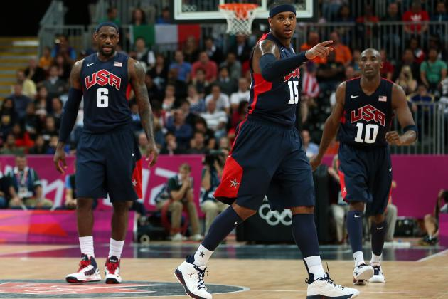 Predictions for the Team USA vs. Spain Gold Medal Matchup