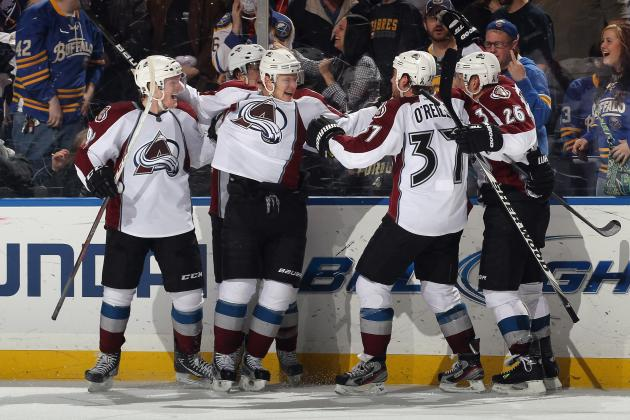 Colorado Avalanche: 5 Reasons They Could Be a Playoff Team in 2012-13