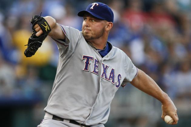 Texas Rangers: Who Has to Be the Rangers' Ace Down the Stretch?