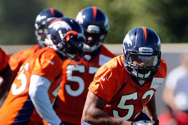 7 Biggest Takeaways from the Denver Broncos' Second Week of Camp