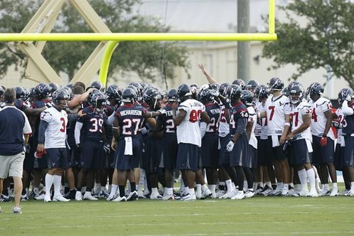 Houston Texans: Predicting the Final 53-Man Roster