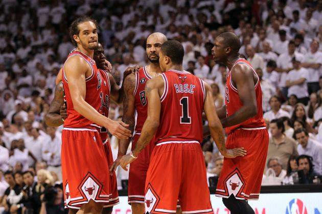 Predicting the Chicago Bulls' Final 12-Man Roster