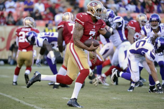 Vikings vs. 49ers: Top Performers from Friday's Preseason Opener