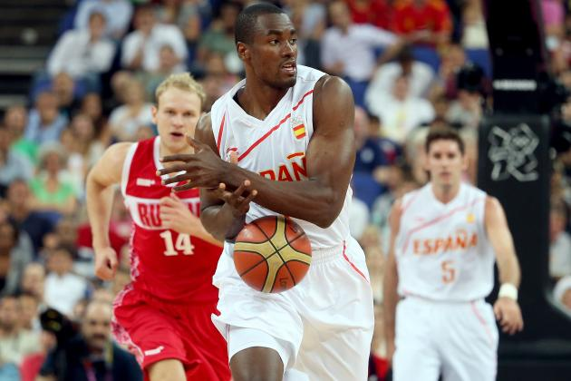 5 Skills We Hope Serge Ibaka Learns from Hakeem Olajuwon