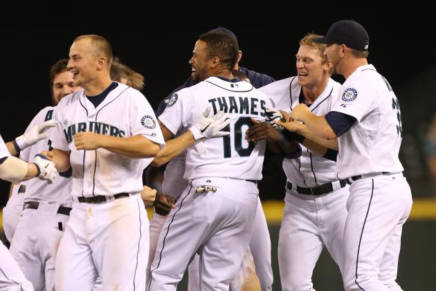 5 Reasonable Goals for the Seattle Mariners for the Rest of 2012