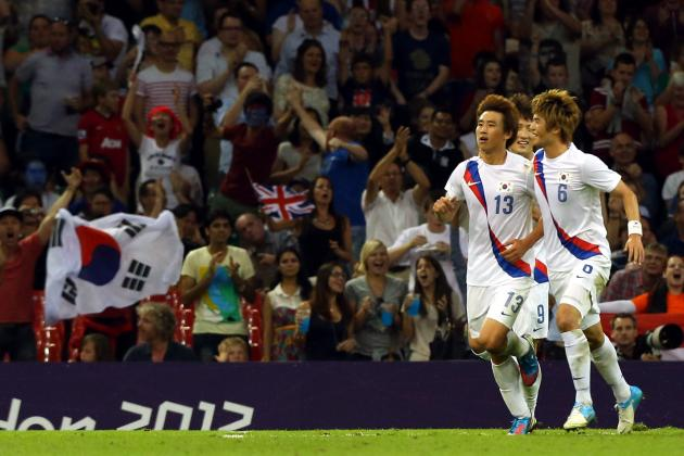 London 2012 Soccer: 10 Standout Footballers Primed to Have Successful Careers