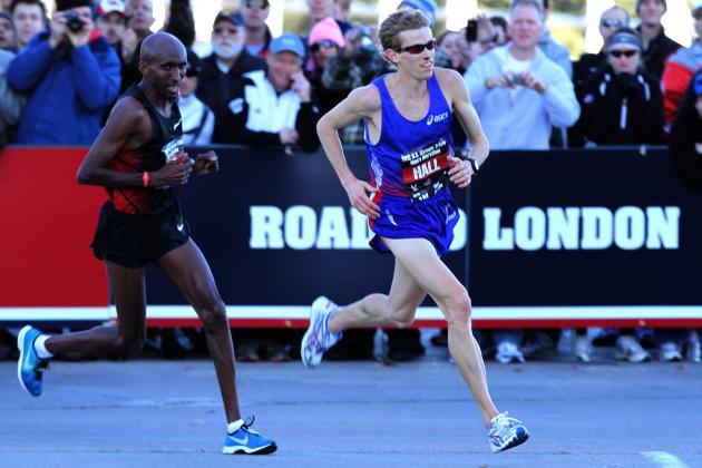 Olympic Marathon 2012: US Men Took Long Journeys to Reach London Games