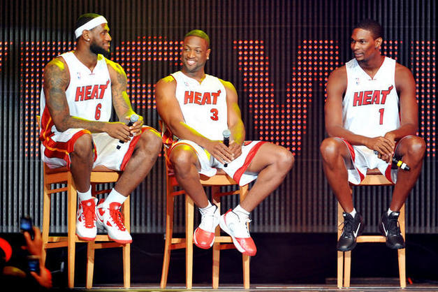 Four Things This Summer That Have Changed the Image of the Miami Heat