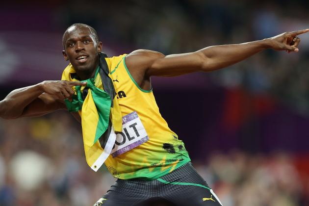 2012 Olympic Track and Field: Top 10 Moments of London Games