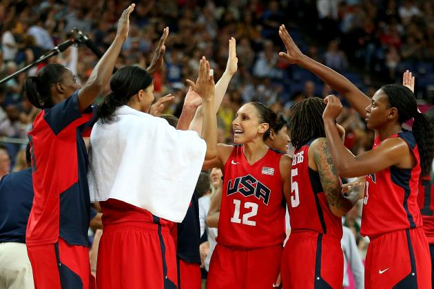 USA Olympic Women's Basketball Team 2012: Keys to the Gold Medal Game