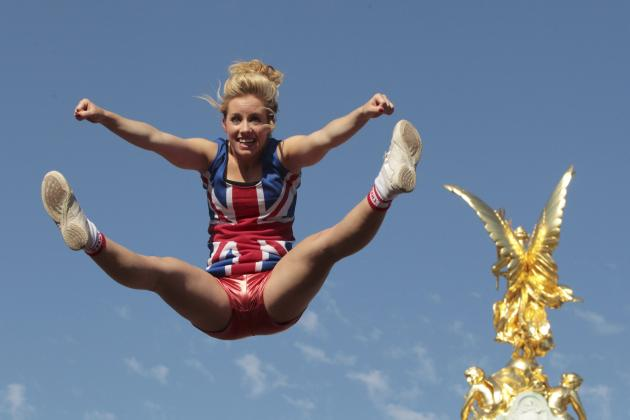 The Hottest Cheerleaders of the Olympics