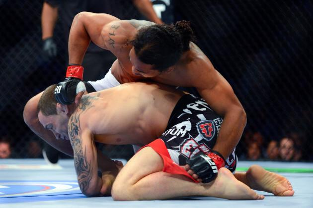 UFC 150 Results: The Real Winners and Losers