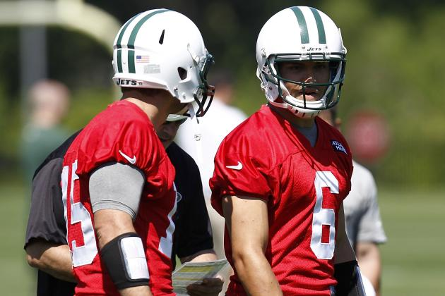 Best and Worst of Mark Sanchez and Tim Tebow in Jets Camp
