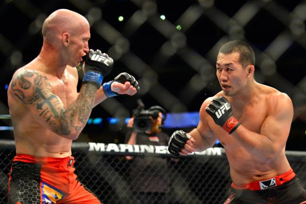UFC 150 Results: What's Next for Yushin Okami After Defeating Buddy Roberts?