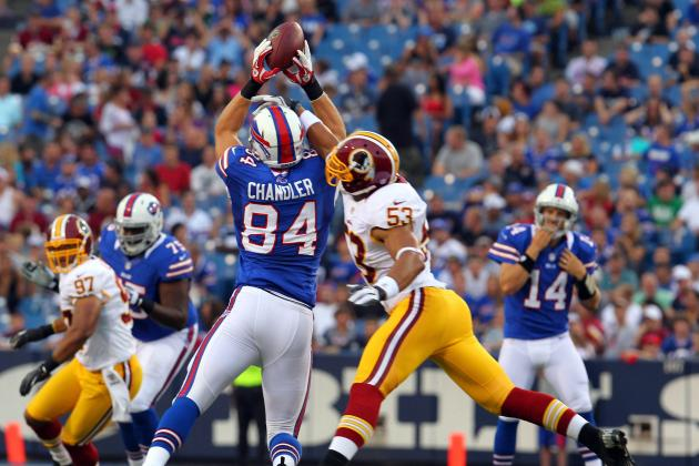 Buffalo Bills: Top 10 Things We Learned from First Preseason Game