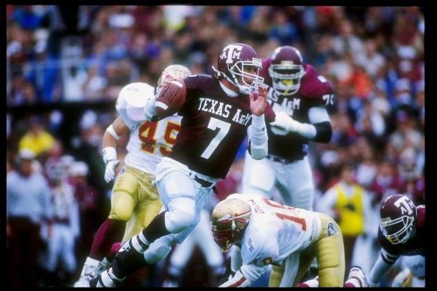 Texas A&M Football: The All-Time Dream Team