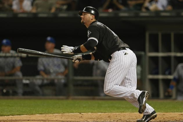 Chicago White Sox DH by Committee: 4 Options While Paul Konerko Is on the DL
