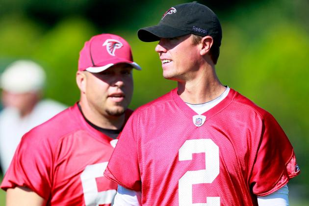 Which Falcons Are Having Worst Training Camps?