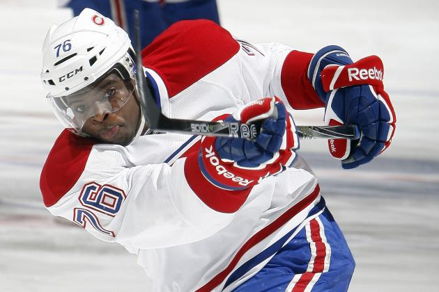 Montreal Canadiens: 5 Reasons $5.5 Million Offer Is Not Enough for P.K. Subban