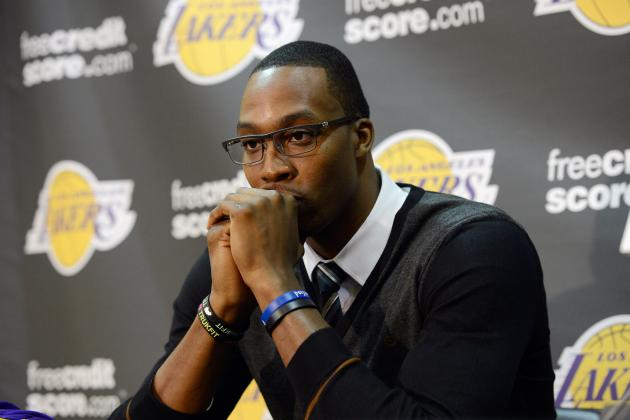 Dwight Howard to Los Angeles Lakers and 20 Most Lopsided Trades Ever