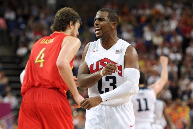 USA Basketball: Grades for the Gold Medal Game
