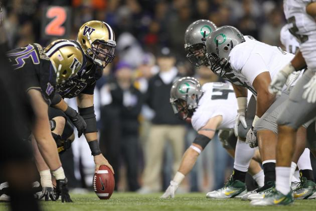 Oregon Football: Who Will Ducks Rely on Most for Each Rivalry Game?