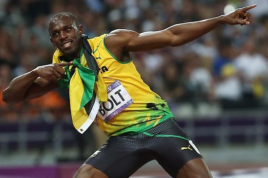 Usain Bolt and Other Olympians Who Would Fit Perfectly in the WWE